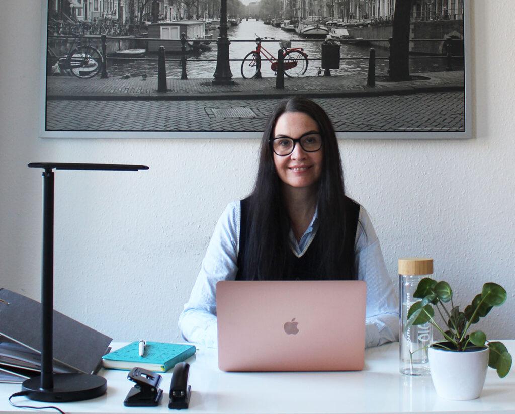 Nannette Kessler Mentorin für ganzheitlichen Businessaufbau